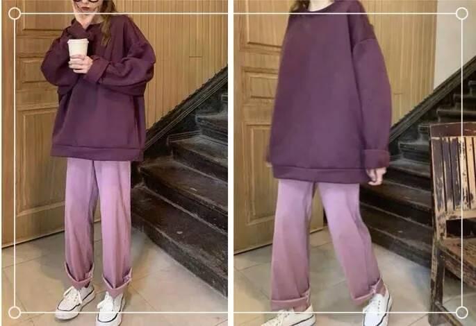 紫色配什么颜色好看,紫色配色效果图大全