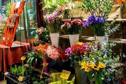 女生创业开花店一年能赚多少钱?成本高吗?开在乡镇合适吗?
