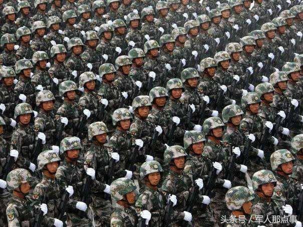 我国部队一个军有多少人?你知道吗