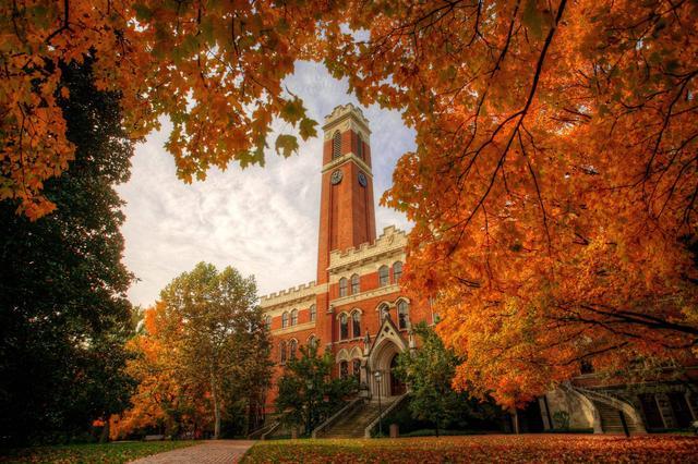 范德堡大学怎么样 大学强势专业重点解读