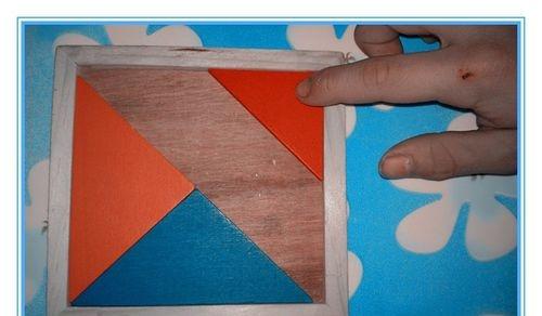 七巧板怎么拼正方形?操作步骤介绍