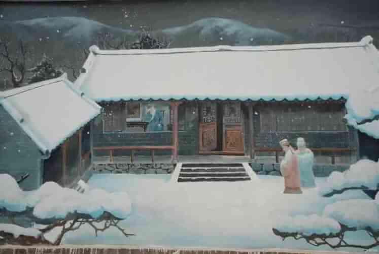 程门立雪的主人公是谁(程门立雪的故事)