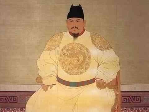 朱元璋对袍角的故事