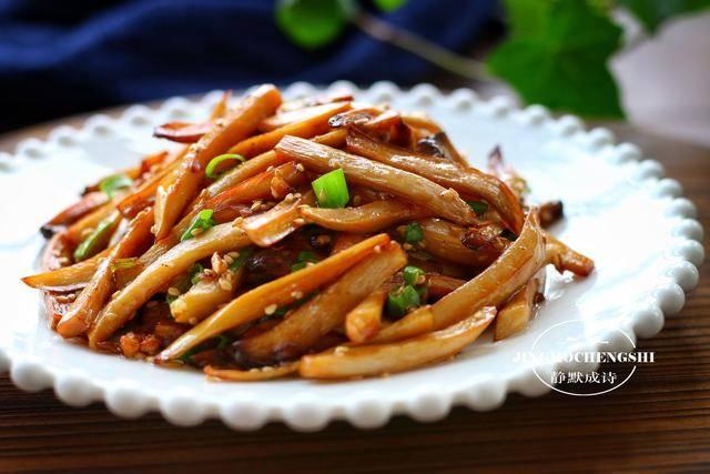 冬天多吃蘑菇好,教你杏鲍菇的6种做法,简单易做,好吃又营养