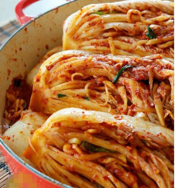 腌制泡菜的做法,向韩国婆婆请教的秘方,做法简单,开胃又下饭