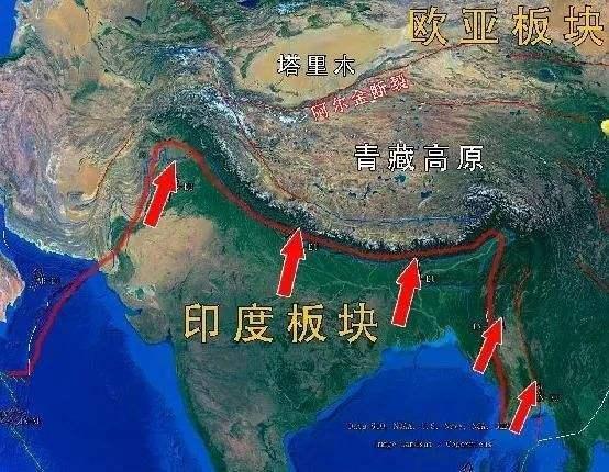 珠峰高度是8844米,原先却是8848米,它变低了吗?其实它仍在长高