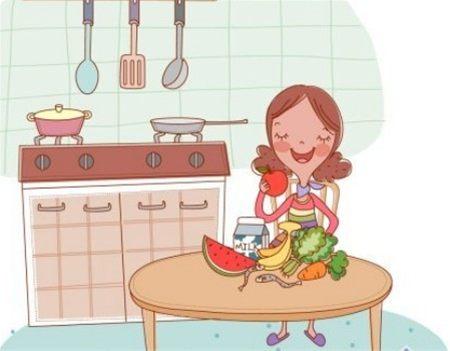 坐月子能吃什么水果(月子里吃水果的技巧及注意事项)