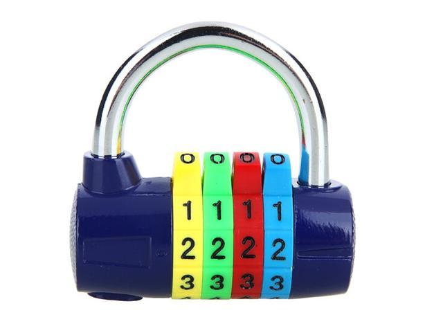 密码锁忘记密码怎么办?教你常见的几种打开方式