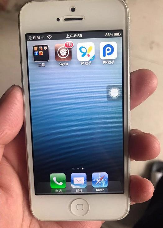 时隔6年再次入手iPhone5,感觉回到6年前!