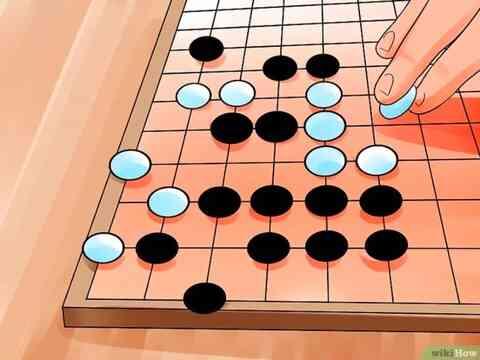 围棋怎么下新手入门手册