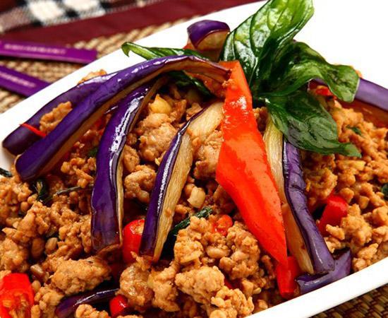 圆茄子的家常做法 自制圆茄子营养丰富