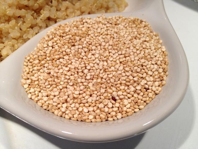 藜麦的功效及作用,藜麦的正确吃法!