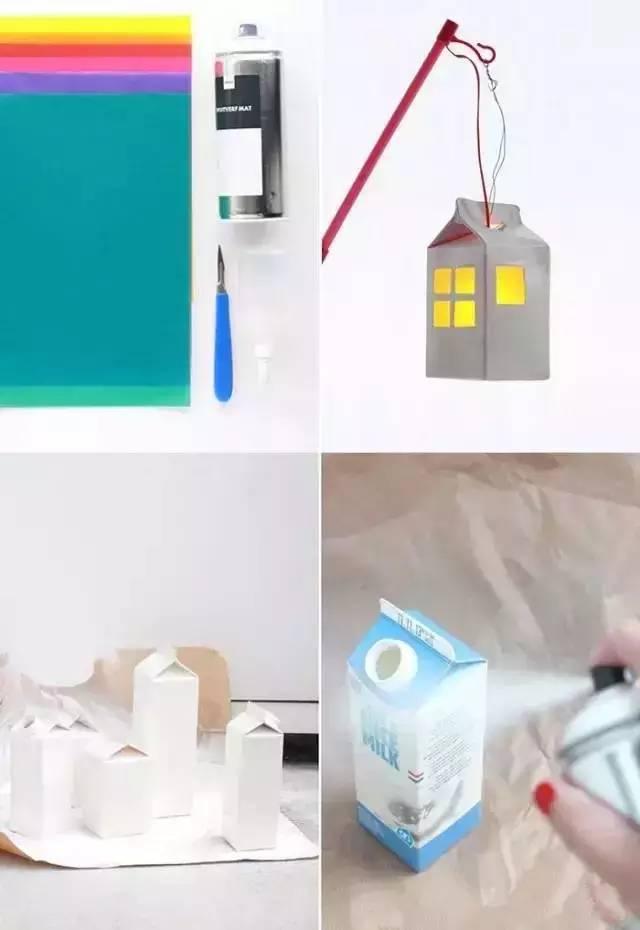 灯笼怎么做?手工制作灯笼大全