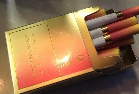 苏烟价格表和图片 沉香蓝色妖姬软金砂多少钱一包