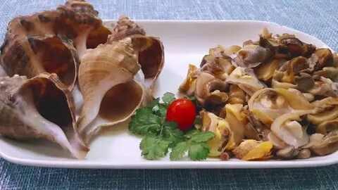 海螺煮多久?怎么吃简单又美味