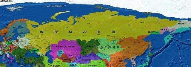 俄罗斯人口有多少?附俄罗斯人口分布图