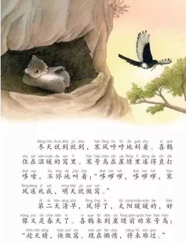 寒号鸟不是鸟是种什么动物?