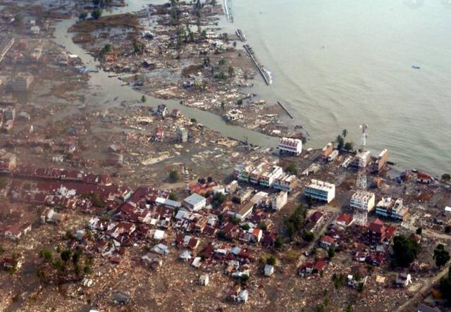 2004东南亚恐怖大海啸迎15周年纪念日:一天29万人丧命,印尼23万