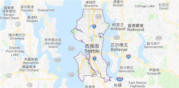 美国热门城市西雅图(Seattle)介绍|居外百科