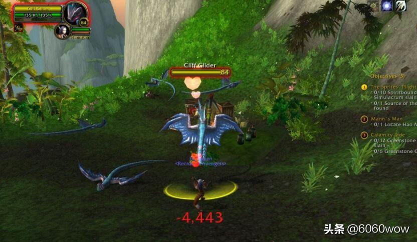 《魔兽怀旧服6060魔兽》pvp猎人最强宠物,断牙宝宝,真的好吗?