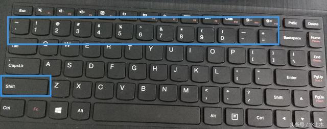 电脑常用符号怎么打出来